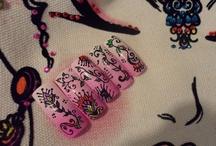 Mes nail art / by Mystic Nails