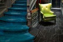 staircases, halls & landings