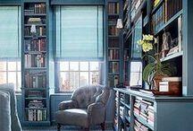 libraries,  book cases & studies