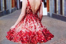 Spectacular dresses