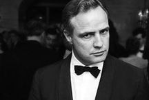Marlon / Aside from the fact we share a birthday, he is my favorite actor. He had an unmatched talent and above all a heart and mind like no other. His dedication to strive for equality and unity amongst the human race is to be admired. / by Allison Monaco