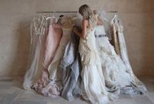 wedding dresses / by Larisa Nae