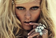 1960s hair & beauty / Makeup and hairstyles inspired by the mod era and the swinging '60s.  / by Fashionising .com