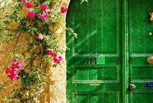 Beautiful Doors & Windows / by Ginger Burrows
