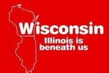 On Wisconsin! / Wisconsin (and Iowa). / by Krista O