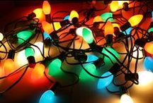 Holiday Lighting  / The holidays are the time to decor your home with lights. Here are some holiday lighting inspirations!