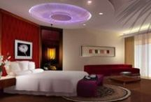 Bedroom Lighting / Transform your bedroom with these lighting design inspirations.