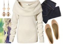 Entire Outfits / by Alaina Mench