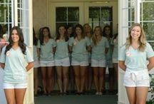 Sig Delt Recruitment Ideas / Ideas to use when helping my Sig Delt Chapters! / by Jessica Ryan