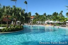 Punta Cana Week - Dreams Palm Beach / We hope you're ready for Punta Cana week, because we've got some incredible photos ready for you! Today's photos come from the amazing Dreams Palm Beach Punta Cana. Check back tomorrow to see another set of photos!