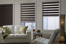 Transition Roller Blinds / A clever designed blind that allows total light control & privacy