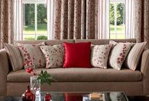 Window Furnishing Ideas / Get inspiration from our range of window furnishings- curtains & blinds