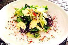Ensaladas-Salad / by Marta Fdiez