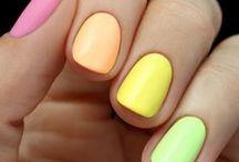 Nails, Nails, Nails! / by Ginger Burrows