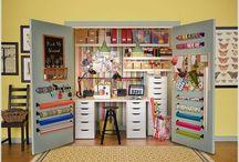 Craft Room / by Kelly Mavropoulos