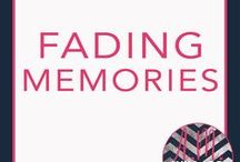 Fading Memories (Second Chance Romance) / A standalone second chance romance from A.M. Willard. For once, Izzie fights to keep her heart intact – vowing that another person won't shatter it like it's been done in the past. Dakota knows the feelings are there, but he also knows that he holds the key to destroying it all.