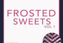 Frosted Sweets (Romantic Comedy) / The first volume in The Taste of Love Series from A.M. Willard. Morgan Lewis, a hopeless romantic and the bubbly owner of the Polka Dot Bakery, couldn't wait to wed the man of her dreams. Feeling giddy as she walks through the park carrying her beautiful wedding dress over her shoulder, she sees a sight no soon-to-be bride should ever see.