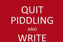 Read & Write / Advice, tips, encouragement and guides for writing