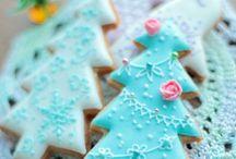 Pretty Christmas Baking