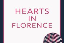 Hearts in Florence (Holiday Romance) / Hearts in Florence is a standalone holiday romance from A.M. Willard. It's Valentine's Day, and I'm stuck in Florence, Italy with Mr. Dark and handsome. Did I mention I don't know him, and he wants the same thing I came here for? Except at some point the lines cross, and what he wants is more than the canvas- it's me.