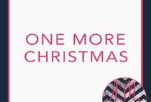 One More Christmas / One More Christmas a One Night Series Holiday Edition by author A.M. Willard. For more information visit http://amwillard.com/one-more-christmas/  #Romance #Amazon #Nook #iBooks