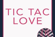 Tic Tac Love (Romantic Comedy) / A standalone romantic comedy from A.M. Willard. For as long as I can remember, I've been in love with Paxton West. I've planned our wedding in my head a million times. What our babies would look like. How we would grow old together and still play our favorite game— Tic-Tac-Toe.