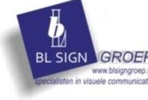 websites van de BL Sign Groep