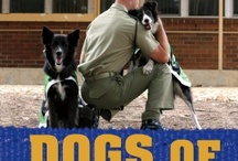 Dogs of Courage / The brave and skilled canines who serve in the armed forces worldwide.