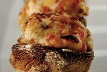 Appetizer-mushroom