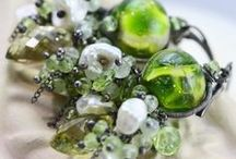 Jewlery ideas  / I love creating in all arount me, give me harmony, relax,make my eyes and hand happy