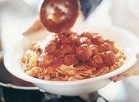 Italian - Meatballs / Meat Sauce