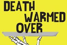 Death Warmed Over: A Funeral Food Cookbook / You'll think you've died and gone to heaven when you sample the delicious fare laid out in DEATH WARMED OVER, a unique collection of 75 recipes typically served at funeral ceremonies, alongside descriptions of rituals and traditions from cultures around the world.