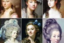 Historical women's fashion / Insp
