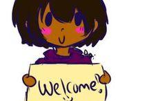 welcome / selamat datang