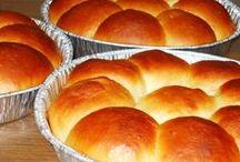 Bread & Noodles / by Lori Dela Cruz