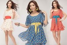Summer Fashion / Beautiful Fashion for Summer
