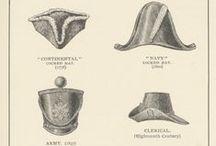 Men's civil clothing