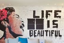 wall graphic / by S