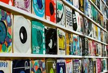 Retro Music, Vinyls and things / by Shelley Allan