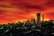 Johannesburg, the past and the present / The culture and history of Jozi Town