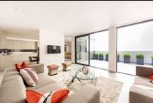 Living rooms / Here are some of our living rooms that we have designed for clients, private residences and show homes.