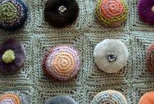 Chrochet-Knitting - Horgolás-Kötés - Häkeln-Stricken