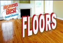 Flooring / You want to keep your hardwood floors clean and looking good. Like other types of flooring, wood floors should be professionally cleaned and conditioned periodically. The frequency depends largely on the amount of house hold traffic, but should be 1-4 times a year for most hardwood floors. So let the professionals at Heaven's Best maintain your hardwood floors for you. Give us a call today. 435-586-1172