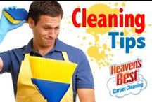Cleaning and Organizational Tips / When you book an appointment with Heaven's Best, you will know everything up front.  We tell you the exact price for the level of service you desire, the exact time we expect to arrive, and the amount of time we expect the job to take. We will give you our honest opinions about the results you can expect regarding soil, stain, and odor removal.  We make promises we can keep and then live up to them. Give us a call today. 760-758-5448