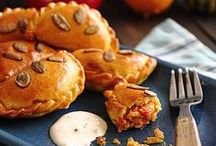 Autumn dishes