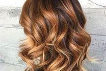 Hairstyles / #hair #hairstyles #braid #bun #pony