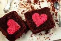 Valentine's cake / #valentines #cake #sweet #heart
