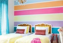 Kid room ideas / Bed room and living space ideas