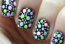 Nails / zdobení nechtů