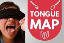 Tongue Map Science: IS IT TRUE? / Is it true that some parts of the tongue helps us taste things better? I tested it out. https://www.youtube.com/watch?v=HhguvZ5tYsY